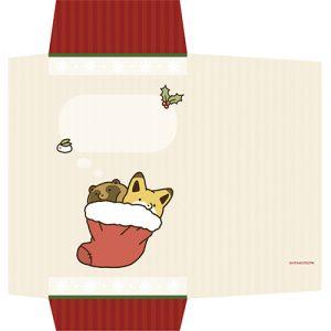 封筒_クリスマス
