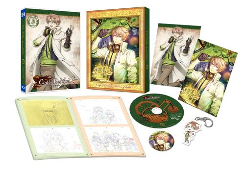 アニメイト限定版DVD第3巻