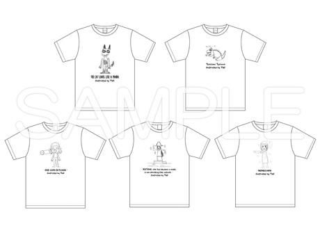 落書き風Tシャツ1_sample