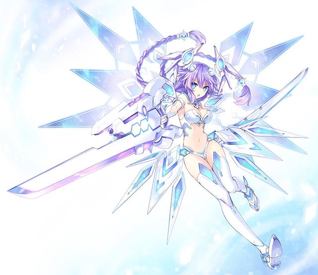 OVAフィギュア用パープルH_ポーズ